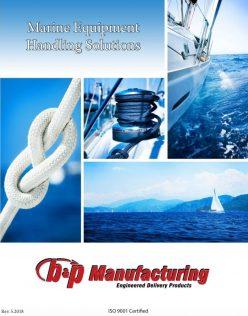 Marine Equipment Handling